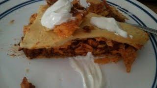 Nacho Pie Recipe