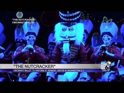 "Cincinnati Ballet chosen to perform ""The Nutcracker"" at Kennedy Center"