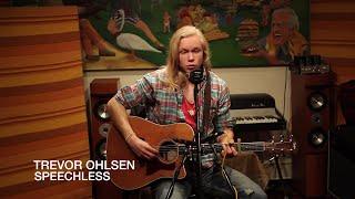 Trevor Ohlsen - Speechless [Human's Win Studio Session]