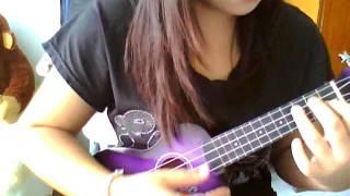because i miss u - cover ukulele
