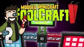 APPLIED ENERGISTICS STARTING SYSTEM!   #2   FoolCraft 2   Modded Minecraft 1.10.2