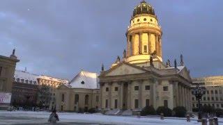 Видео обзор Берлина, Германия. Прогулка по Берлину на Новогодних праздниках.(Один день из Новогоднего путешествия по Европе, день в Берлине!, 2016-01-22T09:24:01.000Z)