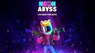 Neon Abyss - Sidescrolling Cyberpunk Gunslinging Roguelite