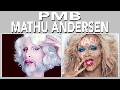 PMB w Mathu Anderson and Willam | SUCK LESS Book Cover