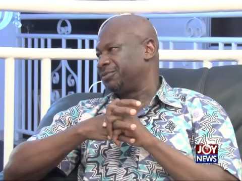 Ibrahim Tanko Amidu - Personality Profile Friday on Joy News (12-6-15)