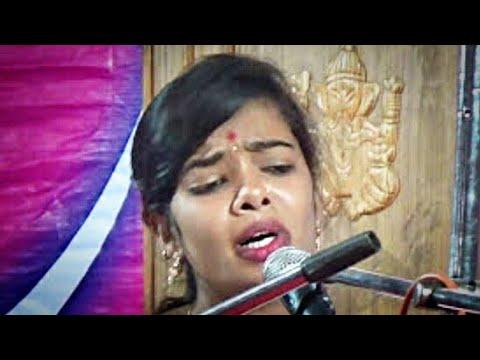 18 Heart touching  Bhajan by young Female  Kyu Machaya shor Tukadoji Maharaj Bhajan Spardha Gadegaon