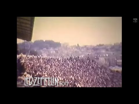 Led Zeppelin - Live in San Francisco 1973 (Rare Film Series)