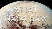 What did NASA's New Horizons discover around Pluto?