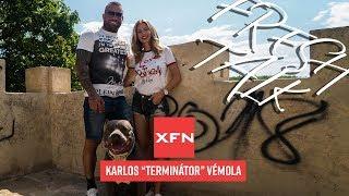 """""""Všichni se mě bojej!"""" říká v dalším díle seriálu Fresh Talk Karlos Vémola!"""
