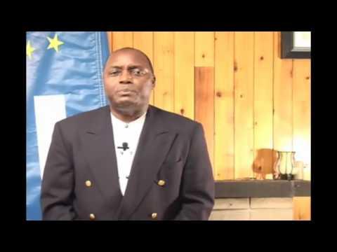 Prof. Carlson Anyangew addresses British Southern Cameroons Citizens in Diaspora