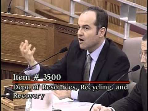 Senate Budget and Fiscal Review Committee Part 2 2/11/2010