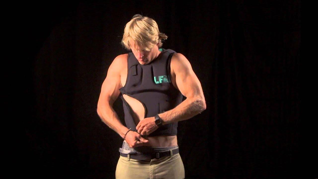 2014 Liquid Force Supreme Vest - YouTube