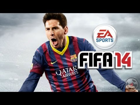 FIFA 14 by EA SPORTS - iPhone/iPod Touch/iPad - Introduction Match Gameplay