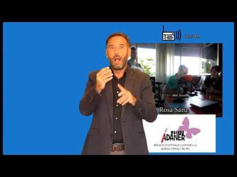 Programa de Radio en LSE Entrevista a la Asociación ADANER MÁLAGA