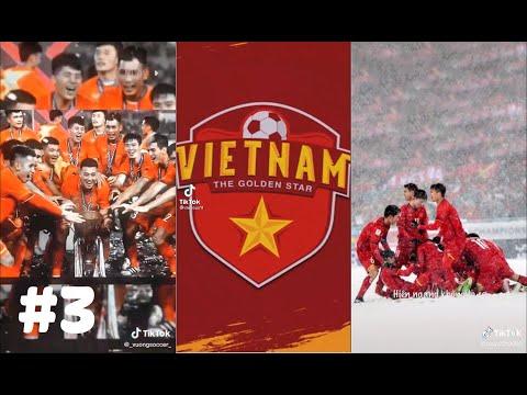 Tổng hợp video tiktok bóng đá Việt Nam I #3 I MINH NGUYỄN