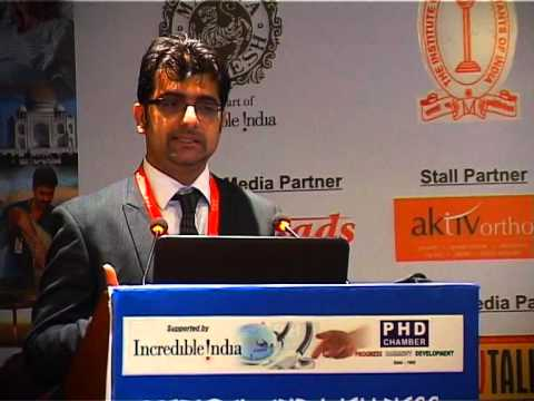 PHD Chamber of Commerce Medical  Tourism Summit 2015, Neeraj Kumar, CMO French Touch Travel