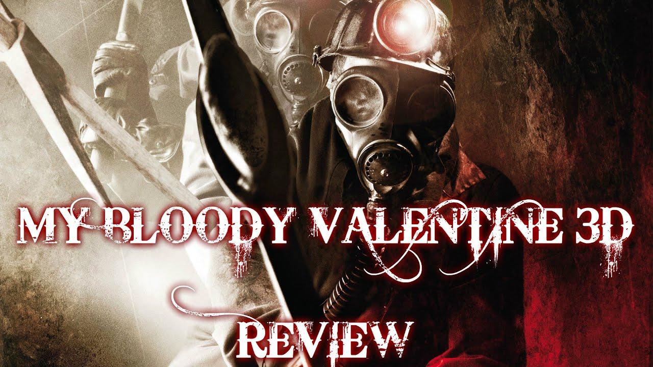 Movie reviews bloody valentine 3d