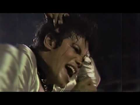 Michael Jackson - Heartbreak Hotel - Live Yokohama 1987 - HD