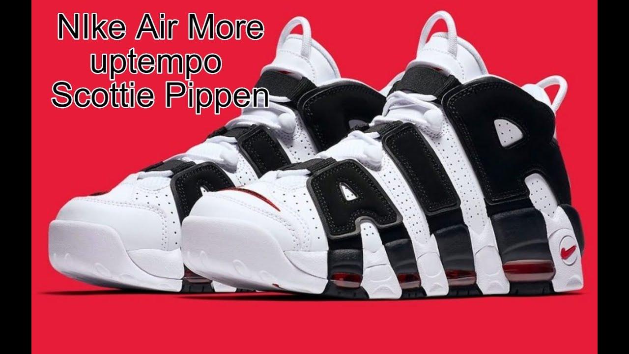 "Should you Cop or Drop???Nike Air More Uptempo ""Scottie Pippen"""