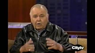 JONATHAN WINTERS - HILARIOUS INTERVIEW