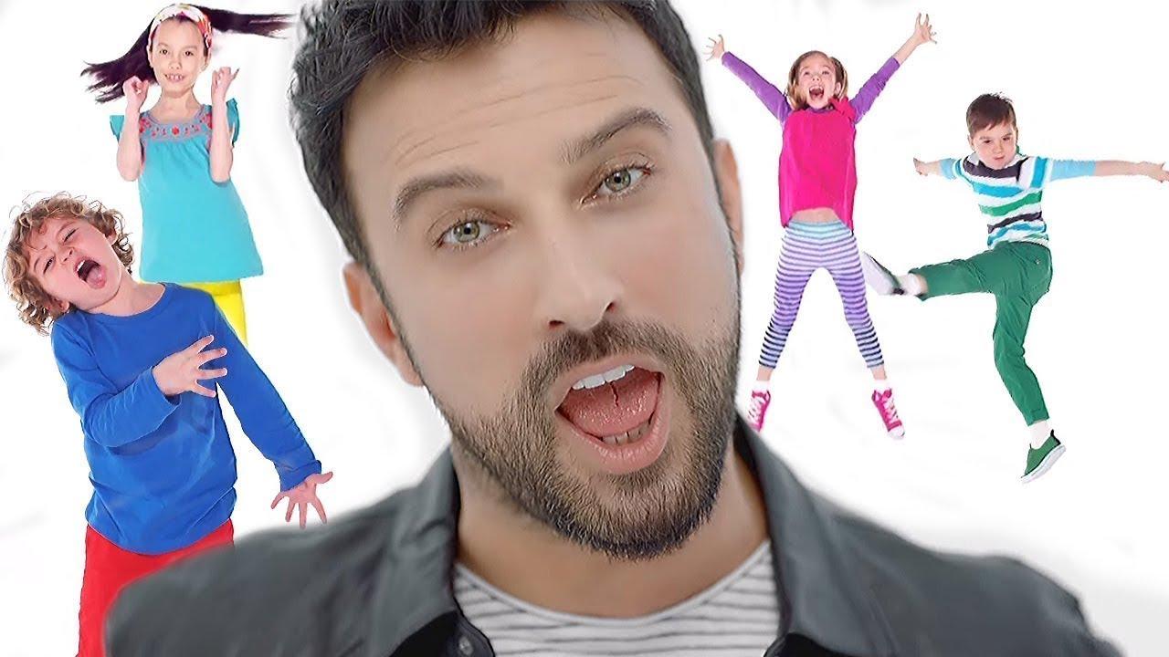 #vevo#netd#müzic Tarkan Yolla Kaderim Yolla Parodi   Çocuklar İçin Muhteşem Klip Kadir Yalçın Tv