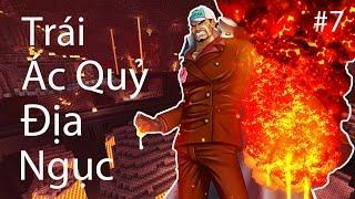 Minecraft One Piece Tập 7 - Trái Ác Quỷ Địa Ngục   POBBrose ✔