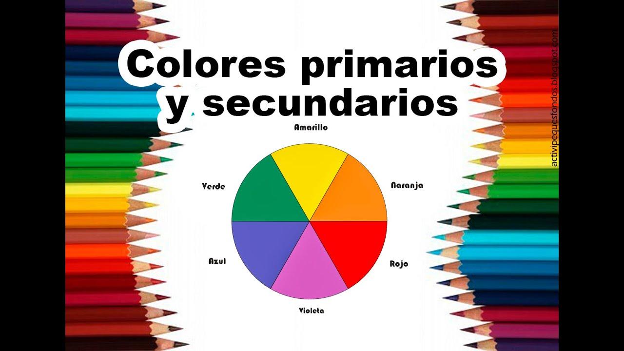 Significado de los colores en ingles