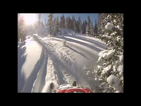 You Will Not Believe What These Seven Friends Found While Snowmobiling In The Backcountry Of Utah