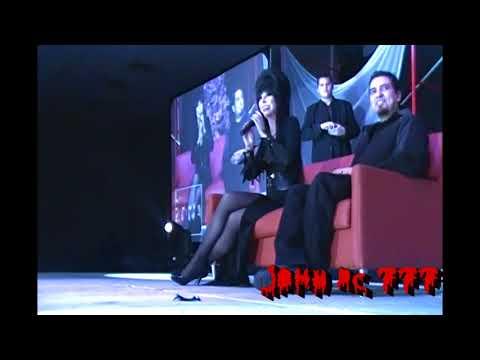 Elvira Mistress of the Dark Q&A Mty Horror Fest 2011