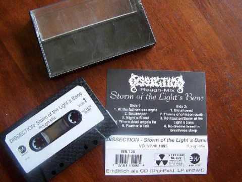 Dissection - Thorns of Crimson Death (Rare Alternative Rough Mix '95) mp3