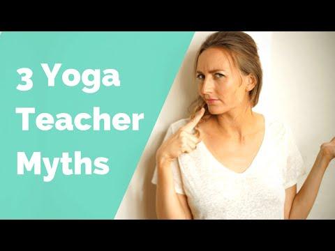 3 Yoga Anatomy Myths That Yoga Teachers Spread All The Time