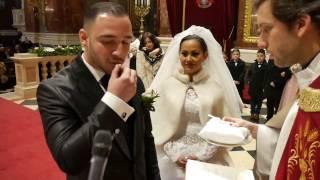 Vivi és Norbi esküvője 2017.01.06
