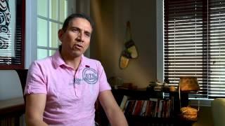 StanleyVollant parle de médecine traditionnelle autochtone
