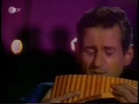 EL PASTOR SOLITARIO  Gheorghe Zamfir  Einsamer Hirte  MUSICA CLASSICA