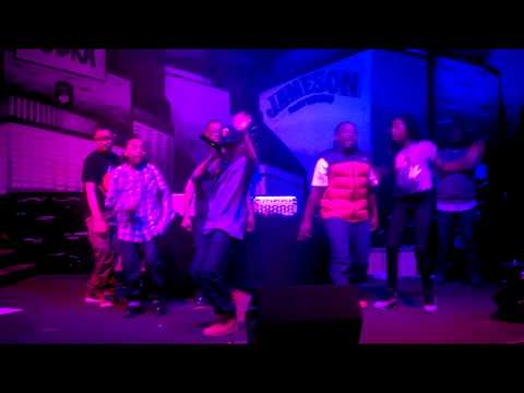 Da' Rich Kidzz Live On Stage At The PoorHouse