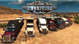 American Truck Simulator ♦ Going Multiplayer!