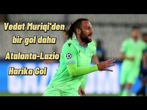 Vedat Muriqi'den bir gol daha.Atalanta - Lazio maçı. 1 gol attı.
