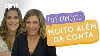 Ingrid Guimarães MUITO além da conta!  | #60 | Fale Conosco | Júlia Rabello