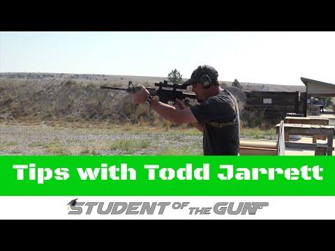 Tips with Todd Jarrett