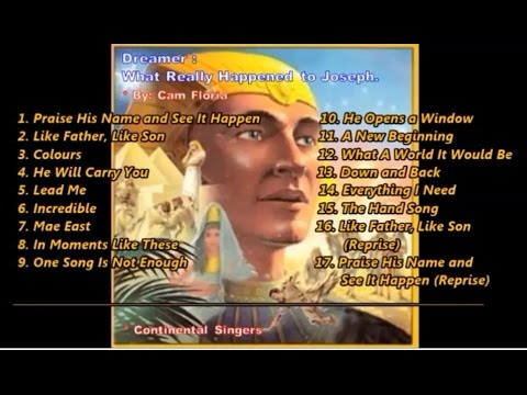 DREAMER: What Really Happened to Joseph? - Continental Singers