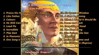 DREAMER: What Really Haṗpened to Joseph? - Continental Singers