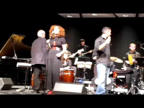 West Chester University Latin Jazz Band - Oye Como Va by Puente / Piloto