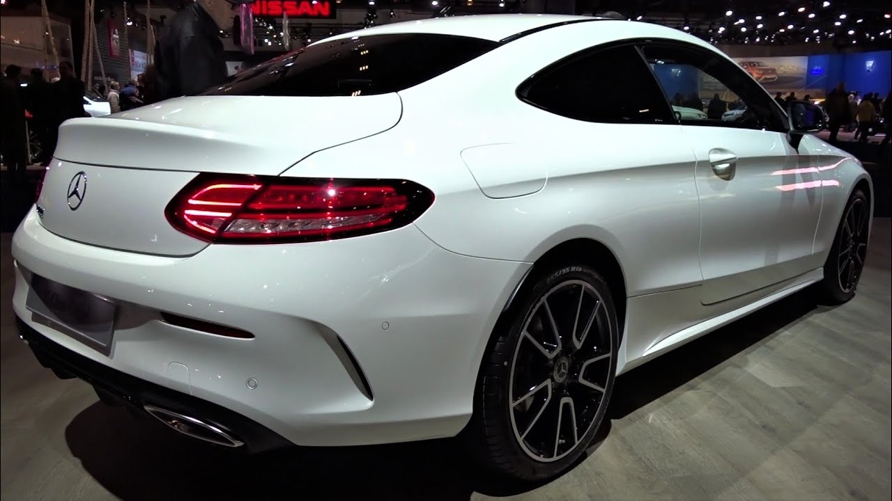 2020 Mercedes C-Class Coupe Sport Edition - Interior ...