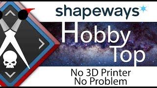 No 3D printer No Problem Introduction to Shapeways.com (Sponsored)