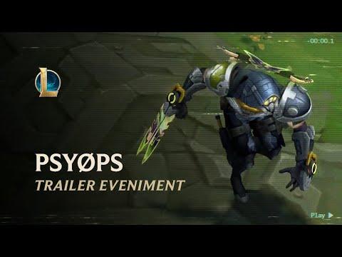 PsyOps 2020 | Trailerul oficial al evenimentului – League of Legends