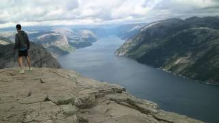 Gambar cover Norge reiser