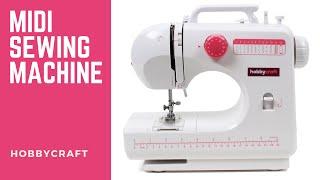 Hobbycraft Midi Sewing Machine | Hobbycraft