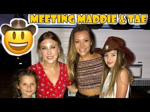 Meeting Maddie & Tae 🤠 (WK 337.4) | Bratayley