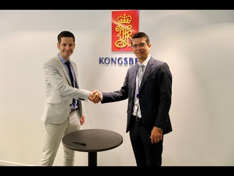 KONGSBERG has entered into agreement to acquire Rolls-Royce Commercial Marine