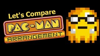 Let's Compare  ( Pac-Man Arrangement )